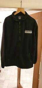 Depeche Mode XL embroidered fleece jacket.
