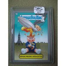 Garbage Pail Kids - 2012 BNS1 - SILVER Adam Bomb through history #8