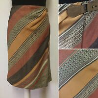 Ralph Lauren Skirt Size 10 Autumn Winter Wrap Casual