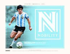 Panini Nobility Soccer 2017 - Base/Short Prints (incl Parallels)