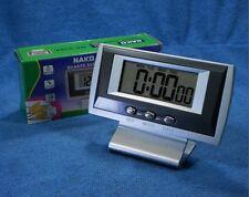 Sveglia Digitale Con Allarme NA-238A Orologio Calendario Timer Cronometro hsb