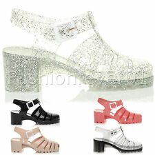 Block Mid Heel (1.5-3 in.) Strappy Evening Shoes for Women