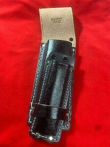 Japanese chisel holder cowhide 48mm / 30mm Storage 2 Wood working Carpenter tool