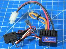 Use Tamiya 45028 TEU-302BK Brushed ESC TAM45028 CC01 CR01 F350 Hilux TEU302BK