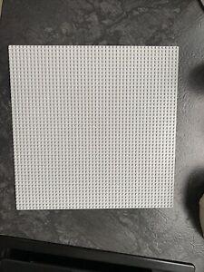 Lego® Bauplatte 48x48 Noppen 1 Stück in grau