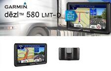 """Garmin deZL 580 lmt-d Europa camión-Truck navegación Lifetime Maps 12,7cm 5"""" Display"""