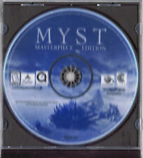Myst: Masterpiece Edition (PC, 1999, Red Orb) w/ Install Guide and hints