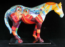 Trail of Painted Ponies LOVE AS STRONG AS A HORSE FIGURINE #1595 1st Edition
