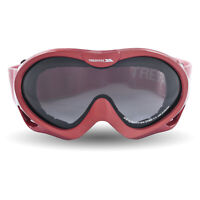 Trespass Vanir Double Lens Snow Ski Goggles Anti-fog in Pink