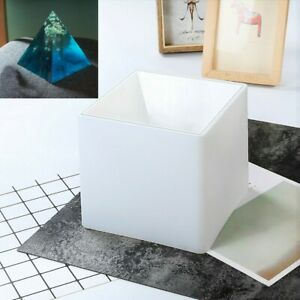 15cm Silicone Mould Pyramid Shape DIY Resin Epoxy Casting Jewelry Tool Large