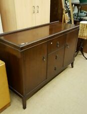Vintage/Retro Dark Wood Tone Unbranded Sideboards & Buffets