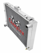 1964 FORD GALAXIE 500XL 3 Row Champion RS Radiator CC64GL