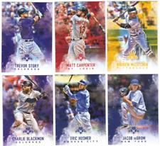 2017 Panini Diamond Kings Baseball - Base, SP, & RC's - Pick From Card #'s 1-175