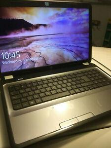 hp pavilion 17.3 laptop G7-1310us Intel i3-2350M 2.30GHz 6.00GB Windows 10 Pro