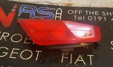 Fiat Grande Punto DRIVER RIGHT REAR TAILGATE LIGHT Active 2006 Hatchback 5 Doors