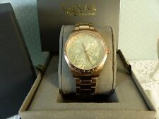 Clogau Welsh Gold, Cream Enamel Tree of Life Ladies Wrist Watch RRP £390