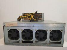 8 GPU Mining Rig | Mainboard | CPU | RAM | SSD | PSU | ETH Miner Grafikkarten