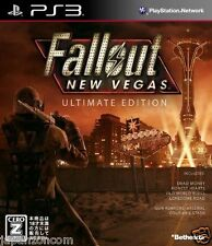 Used PS3 Fallout New Vegas SONY PLAYSTATION 3 JAPAN JAPANESE IMPORT