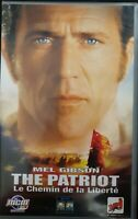 The Patriot, VHS, 2000, Mel Gibson, Excellent Condition