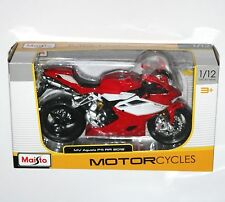 Maisto - MV AGUSTA F4 RR 2012 - Motorcycle Model Scale 1:12