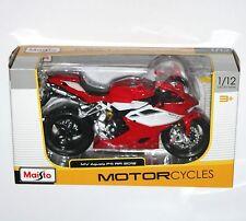 Maisto - MV AGUSTA F4 RR 2012 - Motorcycle Model Scale 1:12
