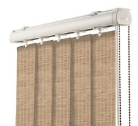 Vertical blind Replacement Headrail STANDARD or DESIGNER VOGUE Made to Measure