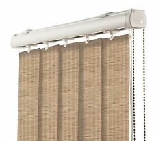 Vertical blind Replacement Headrail only STANDARD or DESIGNER VOGUE