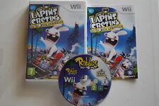 LES LAPINS CRETINS LA GRANDE AVENTURE pour Nintendo Wii