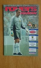 2003/04 DONCASTER ROVERS v YEOVIL TOWN  - EXCELLENT CONDITION