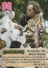 Spellfire - 1st Edition Chase #434 - 1st/434 - Bengoukee the Witch Doctor 3rd