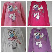 Shirt,T-Shirt,Langarmshirt,Mädchen,Rose,Gr.92,98,104,110,116,128,134,140,146,152