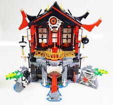 LEGO® NINJAGO der Tempel der Auferstehung aus dem Set 70643 - OHNE FIGUREN