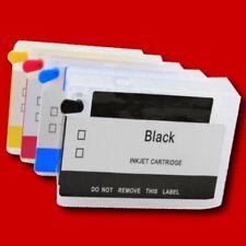 4x Fill in Patronen CISS für HP 932 933 HP Officejet 7110 7600 7610 7612 + Chip