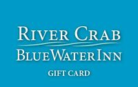 River Crab Restaurant Gift Card - $25 $50 or $100 - Email delivery