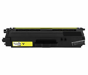 Compatible Brother TN-321Y High Yield Yellow Laser Toner Cartridge