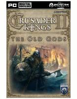 Crusader Kings II - The Old Gods DLC  Steam Download Key Digital Code [DE] EU PC