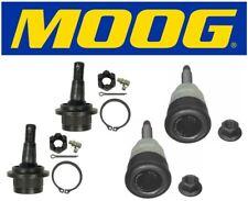 Moog 2 Upper & 2 Lower Ball Joint Kit 2002 Ford Explorer K80008 / K8695T