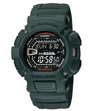 Casio G Shock * G9000-3 Mudman Dual Illuminator Green Gshock Watch COD PayPal
