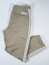 Adidas Original Hemp【Skateboarding】Striped Chino Pants【ED6596】34x32 122998032