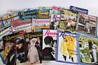 Reminisce Magazine Lot of 31 Issues ~ 2008 to 2017 ~ Batman Brides Halloween