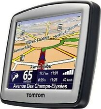 GPS TOMTOM ONE NAVIGATION AUTOMOBILE CARTES FRANCE + EUROPE AVEC ALERTES RADARS