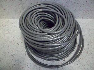 50 pezzi Bianco InLine ® Cavo Morsetto 20mm Rotondo
