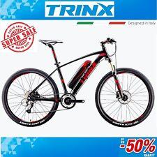 E-bike mountainbike bicicleta trinx x1e 26 pulgadas Pedelec electro Hardtail