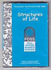 FOSS Science Structures Of Life Teacher Prep DVD Delta Education Grades 3-4