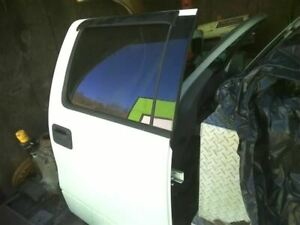 Driver Rear Side Door Super Cab 4 Door Fits 04-08 FORD F150 PICKUP 93343