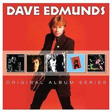 DAVE EDMUNDS ORIGINAL ALBUM SERIES 5 CD NEW