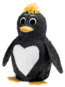 Penguin Pinata Childrens Kids Family Toy Game Birthday Party Ocean Zoo Animal
