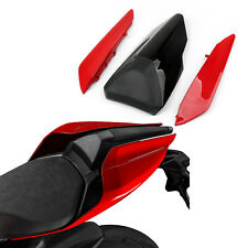 Rear Tail Side Seat Panel Trim Fairing Cowl Cover Set For Ducati 1299 Panigale P