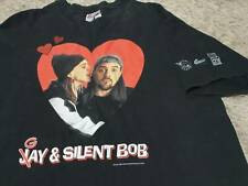 Vintage Jay and Silent Bob ay and Silent Bob are fictional characters T shirt