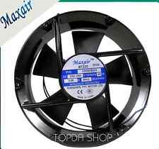 Maxair BT220 22060B2H Daul ball Large air volume Axial fan AC220-240V 220*60MM